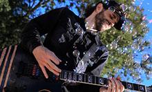 Victor LECOEUR - Guitare - Clip Stéphane BLEK