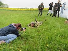blek - clip milice de la nature - Destination Lobbyland