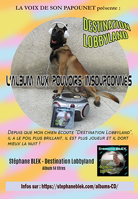 Destination_Lobbyland_- BLEK - berger malinois